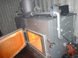 Containerized Mobile Incinerators 2
